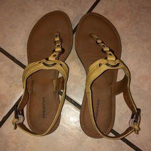 Sandals! NEVER WORN!